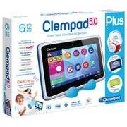 Giocattolo Clempad. Clempad Plus HD con Cuffie Clementoni