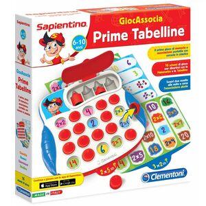 Giocattolo Sapientino GiocAssocia. Prime tabelline Clementoni
