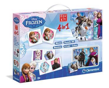 Frozen. Edukit 4 in 1 - 5