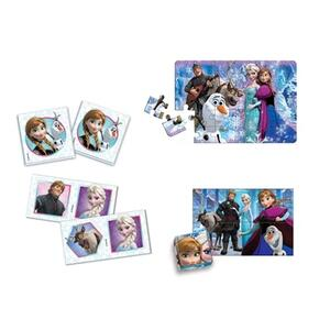 Frozen. Edukit 4 in 1 - 8