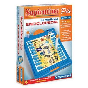 Giocattolo Sapientino Più La mia prima enciclopedia Clementoni Clementoni 0