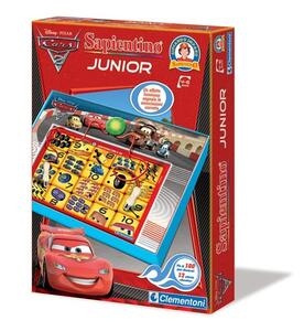 Sapientino Junior. Cars 2