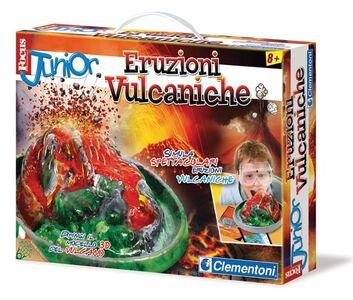 Giocattolo Focus Eruzioni vulcaniche Clementoni