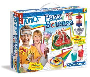 Focus Pazzi per la scienza