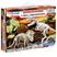 Giocattolo Focus Junior. Archeogiocando. T-Rex e Triceratopo Clementoni 0