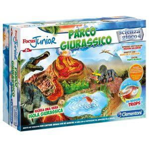 Giocattolo Focus Junior. Parco Giurassico Clementoni Clementoni 0