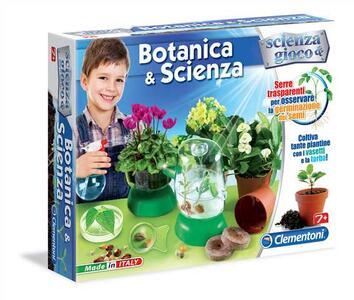 Botanica e Scienza Clementoni - 2