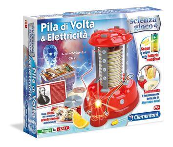 Giocattolo Pila di Volta & Elettricità Clementoni Clementoni 0
