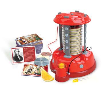 Giocattolo Pila di Volta & Elettricità Clementoni Clementoni 2