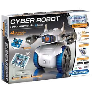 Scienza e Gioco. Cyber Robot. Clementoni (13941) - 3