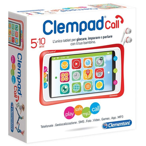 Giocattolo Clempad. Clempad Call Clementoni 0