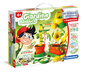 Scienza e Gioco. Giardino botanico - 3