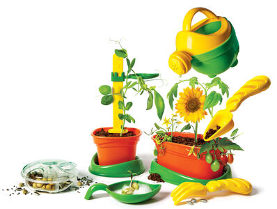 Scienza e Gioco. Giardino botanico - 4