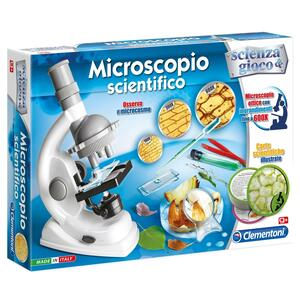 Scienza e Gioco. Microscopio scientifico. Clementoni (13966) - 2