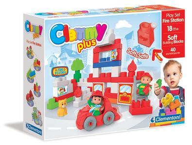 Clemmy Plus. La stazione dei Pompieri