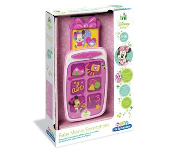 Lo Smartphone di Baby Minnie. Clementoni (14898) - 7