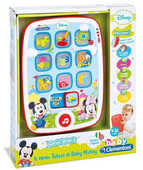 Giocattolo Mickey Baby Pad Clementoni