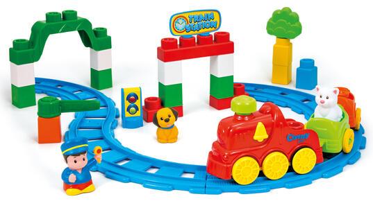 Clemmy Plus. La Stazione Del Treno