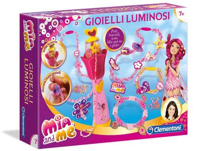 Mia and Me. Gioielli Luminosi