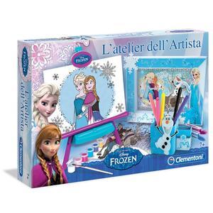 Frozen. L'Atelier Dell'Artista