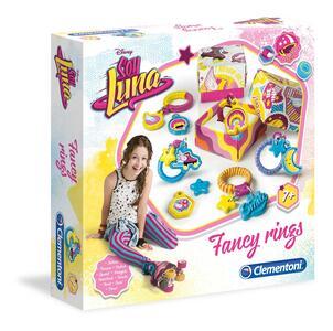 Soy Luna. Fancy Rings