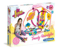 Idee regalo Soy Luna. Style Your Hair Clementoni