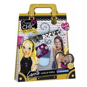 Crazy Chic. Make-Up Jewels Carrie