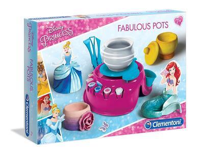Art & Craft. Principesse Disney. Fabulous Pots