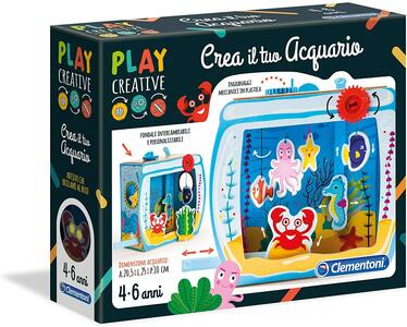 Play creative acquario