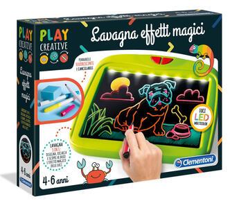 Play creative piano luminoso