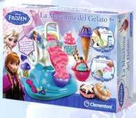Giocattolo Frozen. La Macchina del Gelato Clementoni