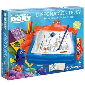 Disegna con Dory. Alla ricerca di Dory