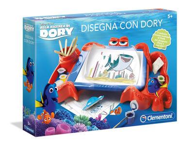 Disegna con Dory. Alla ricerca di Dory - 4