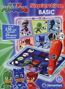 Clementoni Sapientino Penna Basic Pjmasks (2516089)