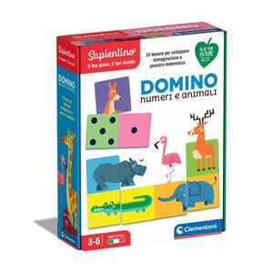 Domino Numeri E Animali!