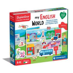 Sapientino. My English World. Scopriamo L'Inglese