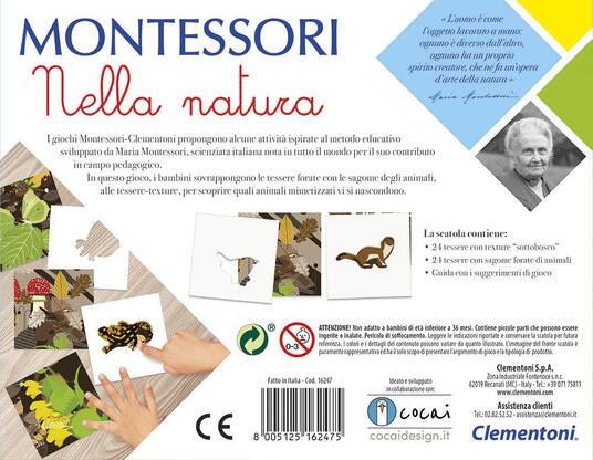 Montessori Nella natura - 3