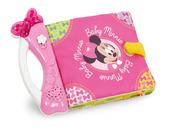 Baby Clementoni. Baby Minnie Morbido Libro