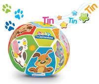 Giocattolo Baby Clementoni. Palla Musicale Amici Animali Clementoni