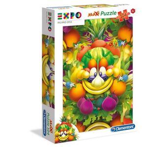 Expo 2015. Puzzle Maxi 104