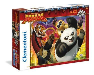 Puzzle Maxi 104 pezzi Kung Fu Panda