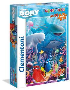 Puzzle Maxi 104 pezzi Alla Ricerca di Dory. There's Always a Way - 2