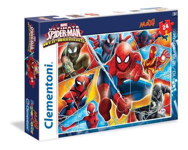 Puzzle Maxi 24 pezzi Spider-Man