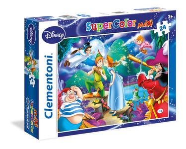 Puzzle Maxi 24 pezzi Peter Pan