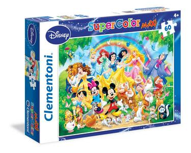 Puzzle Maxi 60 pezzi Classici Disney - 2
