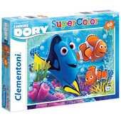 Giocattolo Puzzle 60 pezzi Alla Ricerca di Dory. Have a Fin-Tastic Adventure! Clementoni