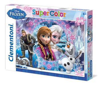 Puzzle 104 Frozen - 2