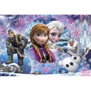 Puzzle 104 Frozen - 3