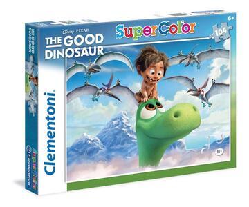 The Good Dinosaur. Puzzle 104 Pz #02