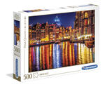 Amsterdam 500 pezzi High Quality Collection